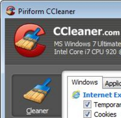 Pay for CCleaner new business edition new