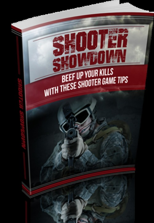 Pay for Shooter Games Showdown + Master Resale Rights!
