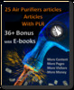 Thumbnail 25 Air Purifiers Articles & 36+ MRR Ebooks