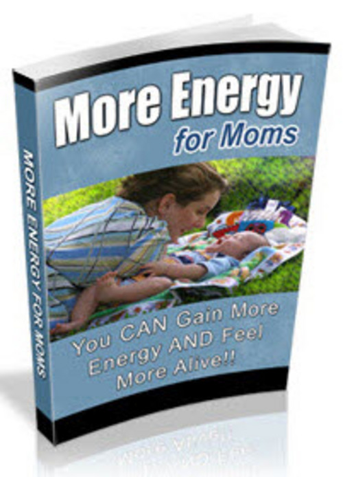 Pay for More Energy For Moms