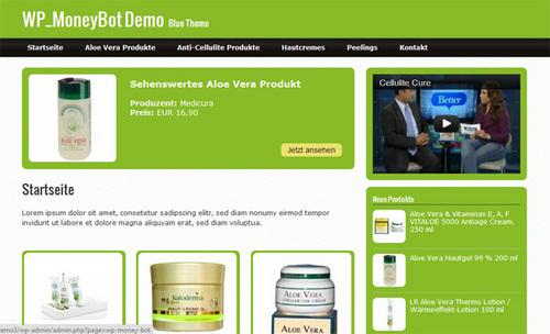 Pay for WP_MoneyBot - Autoblog-Software Entwickler-Lizenz