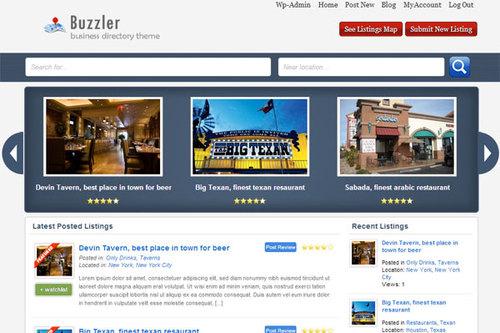 Wordpress buzzler business directory theme nulled download php pay for wordpress buzzler business directory theme nulled flashek Images