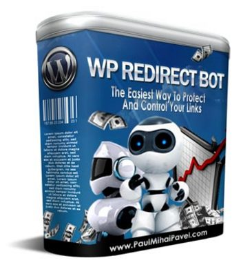 Pay for *NEW* WP Redirect Bot - With MRR- JUST 4 USD
