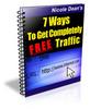 7 Ways To Get Free Traffic