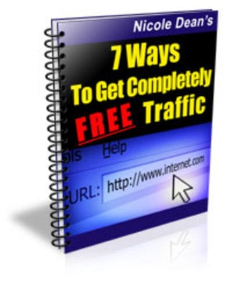 Pay for 7 Ways To Get Free Traffic