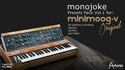 Thumbnail Monojoke SoundBank Vol.1 for Arturia Minomoog V Original