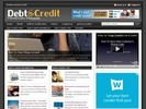 Thumbnail Debt Credit Niche Blog w/ PLR