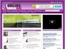 Thumbnail Online Surveys Niche Blog w/ PLR