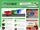Thumbnail Recycling Green Niche Blog w/ PLR