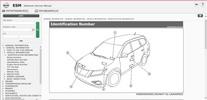 Thumbnail 2018 Nissan Pathfinder R52 Service & Repair Manual & Wiring