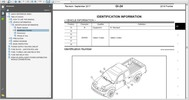 Thumbnail Nissan Frontier D40 2018 Service Manual Wiring diagram