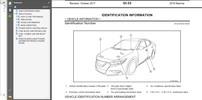 Thumbnail Nissan Maxima A36 2018 Service Repair Manual Wiring diagrams