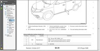 Thumbnail Nissan Rogue T32 2018 Service Repair Manual Wiring diagrams