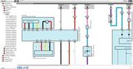 Thumbnail Toyota Venza EWD electrical wiring diagrams
