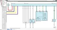 Thumbnail Toyota Mirai 2015-2017 EWD electrical wiring diagrams