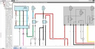 Thumbnail Lexus RC200t 2014-2017 EWD electrical wiring diagrams