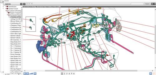 Prius Wiring Diagram Wiring Diagram