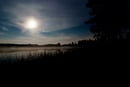 Thumbnail Evening by a New England Pond, Sounds for Relaxation and Meditation MP3