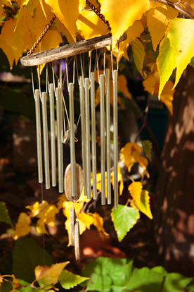 Pay for Rain and Wind Chimes Sounds for Relaxation and Meditation MP3