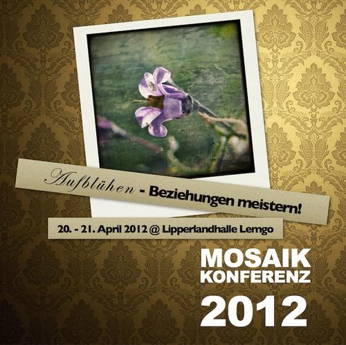 Pay for Mosaik Konferenz 2012 - Alle Sessions mit John & Helen Burns