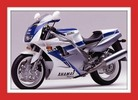 Thumbnail YAMAHA  FZR 1000 89 90 91 92 93 94 95 REPAIR SERVICE  MANUAL