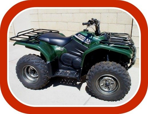 DIY YAMAHA KODIAK 400 4WD 1993-1999 REPAIR SERVICE MANUAL - Downloa...