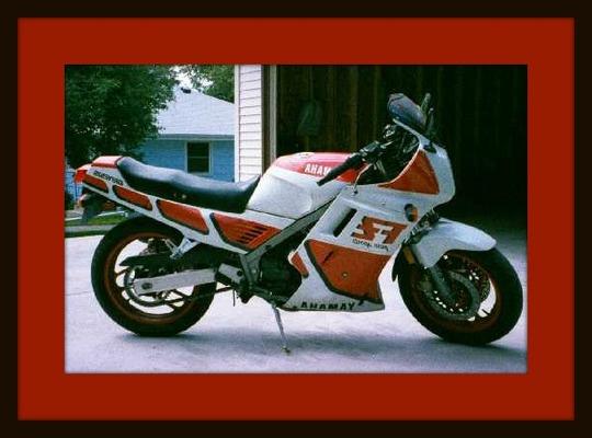 Yamaha Fz700 Fz750 85 86 87 88 Repair Service Manual