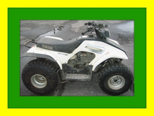 Yamaha Breeze 125 Atv 1989