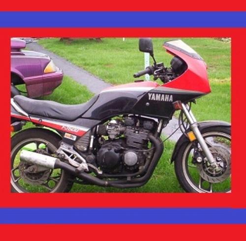 Download yamaha fj600 repair service manual 81 82 83 84 85 for Yamaha motor credit card