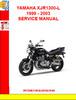 Thumbnail YAMAHA XJR1300-L 1999 - 2003 SERVICE MANUAL