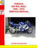Thumbnail YAMAHA YZF-R6L R6CL 1998 - 2002 SERVICE MANUAL