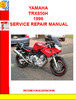 Thumbnail YAMAHA TRX850H 1996 SERVICE REPAIR MANUAL