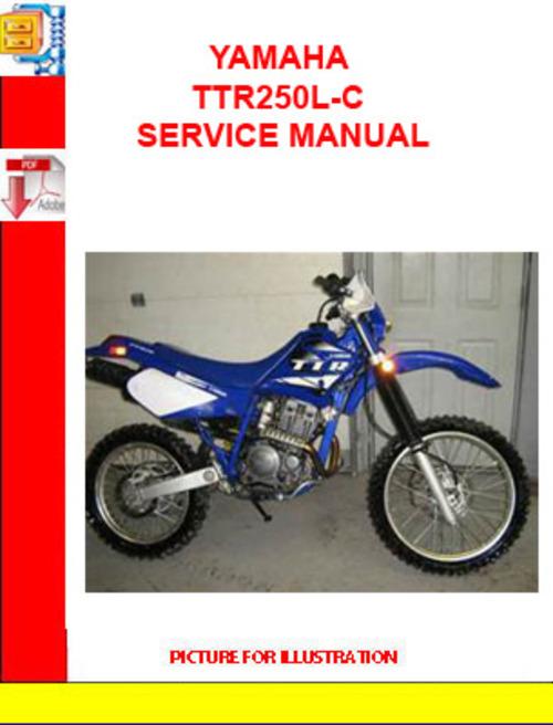 YAMAHA TTR250L-C SERVICE MANUAL