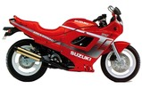Thumbnail 1989-1997 SUZUKI KATANA 600 GSX-600F Service Repair Manual Motorcycle PDF Download