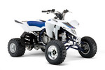 Thumbnail 2006  -  2009 SUZUKI LT-R450 QUADRACER Repair Service Manual ATV PDF Download
