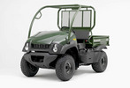 Thumbnail 2003 - 2009 KAWASAKI MULE 610 4 x 4, KAF400 MULE 600 Repair Service Manual Motorcycle PDF Download