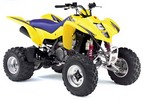 Thumbnail 2003  -  2008 SUZUKI LT-Z400 LTZ400 Repair Service Manual ATV PDF Download