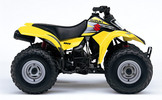 Thumbnail 1987  -  2006 SUZUKI LT-80 LT80 Repair Service Manual ATV PDF Download