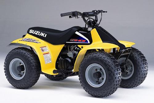 Suzuki Lt Repair Manual