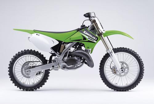 2003 2008 kawasaki kx125 2 stroke kx125m service repair manual moto rh tradebit com 2003 KX 125 Specs 2003 kawasaki kx 125 service manual