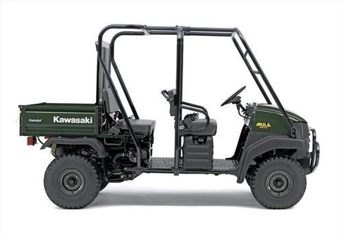2007 Kawasaki Mule 3010 Trans 4 U00d74 Service Repair Manual