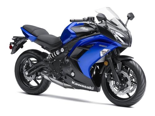 2012-2013 Kawasaki Ninja 650 And Abs Service Repair Manual Motorcycle Pdf Download