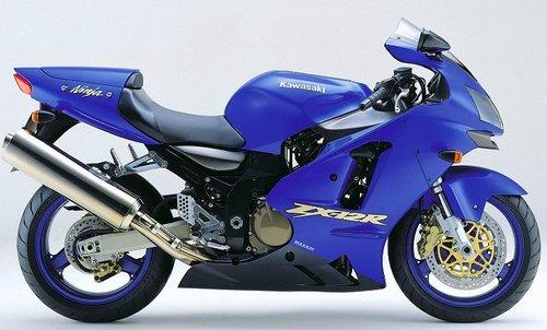 Kawasaki zx12r Manual Download