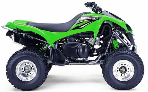 Pay for 2004  - 2009 KAWASAKI KFX-700 KFX700 V FORCE KSV700 Repair Service Manual Motorcycle PDF Download