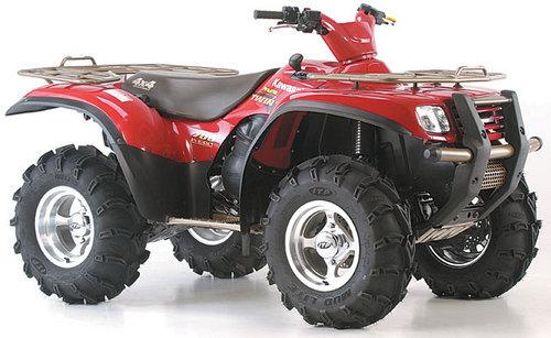 2004 2005 2006 kawasaki prairie 700 4x4 kvf700 repair Yamaha ATV Repair Manuals Kawasaki ATV Repair Manual