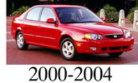 Thumbnail KIA Spectra 2000-2004 Factory Service Repair Manual Download