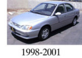 Thumbnail KIA Sephia 1998-2001 Service Repair Manual Download