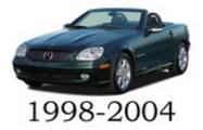 Thumbnail Mercedes SLK 1998-2004 Service Repair Manual Download