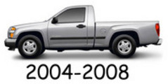 Chevrolet Colorado 2004-2008 Service Repair Manual Download