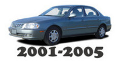Thumbnail 2001-2005 KIA Optima  Service Repair Manual Download